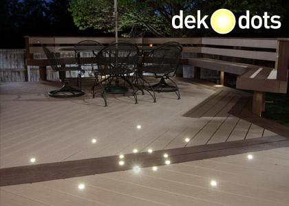 Dek Dots 8 Light Kit With Transformer
